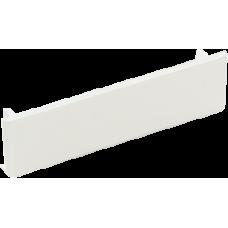 Заглушка торцевая для кабель-канала 60х16, аналог Legrand 30290