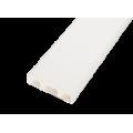 Кабельный канал 75x20х2000мм (белый), аналог Legrand 30033