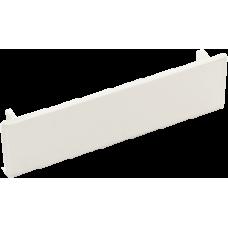 Заглушка торцевая для кабель-канала 75х20, аналог Legrand 30300
