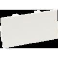 Заглушка торцевая для кабель-канала 100х50, аналог Legrand 30852